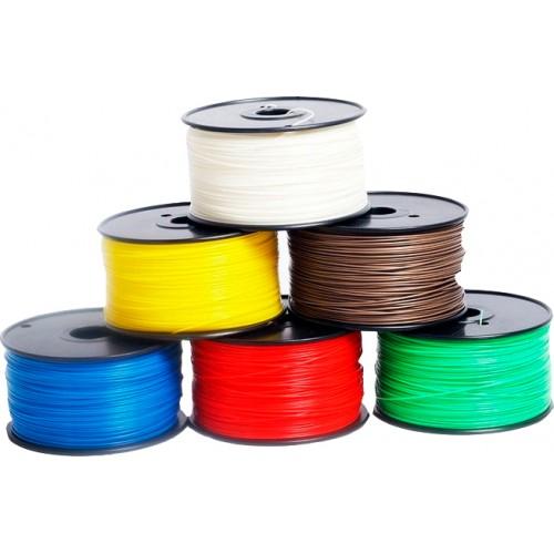 Виды материалов для FDM печати